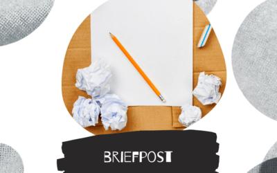 Briefpost