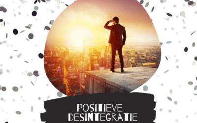 Theorie van positieve desintegratie