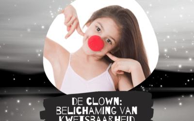 De clown: belichaming van kwetsbaarheid