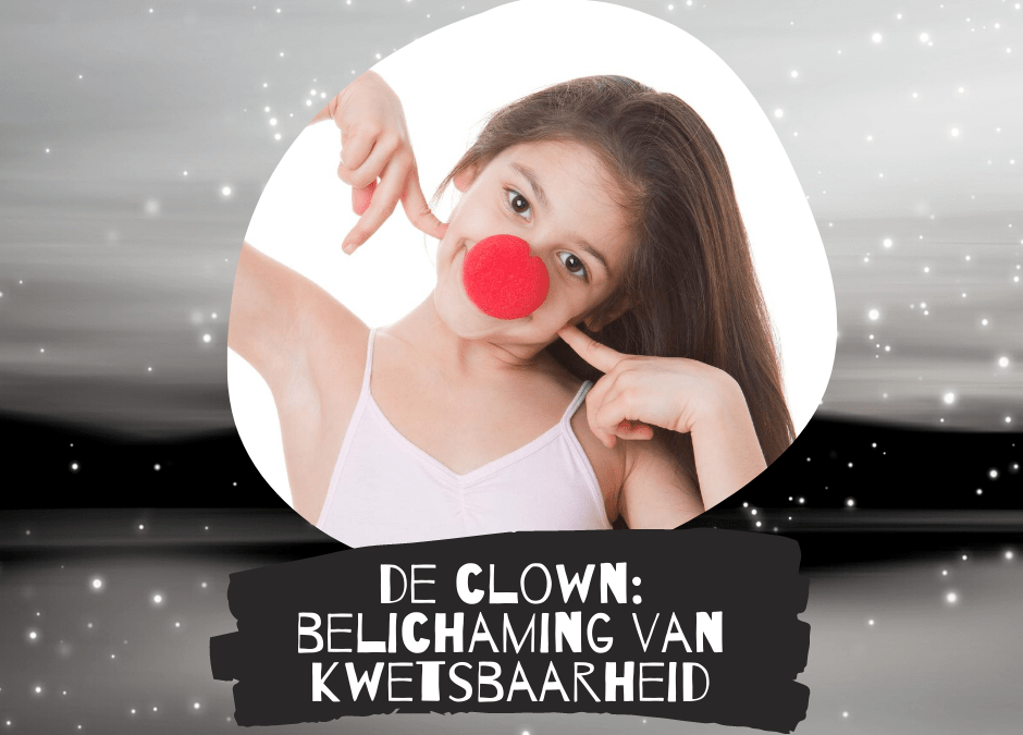 De clown: belichaming van kwetsbaarheid