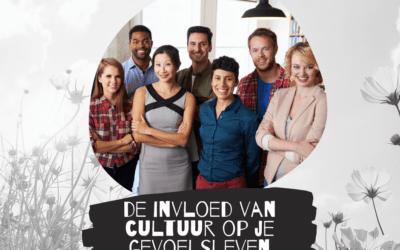 De invloed van cultuur op je gevoelsleven